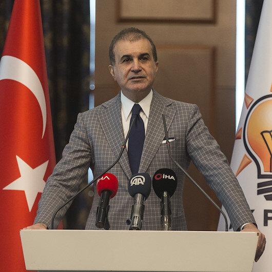 AK Parti Sözcüsü Çelik: Belli bir siyasi odağın iflah olmaz bir darbecilik gündemi var
