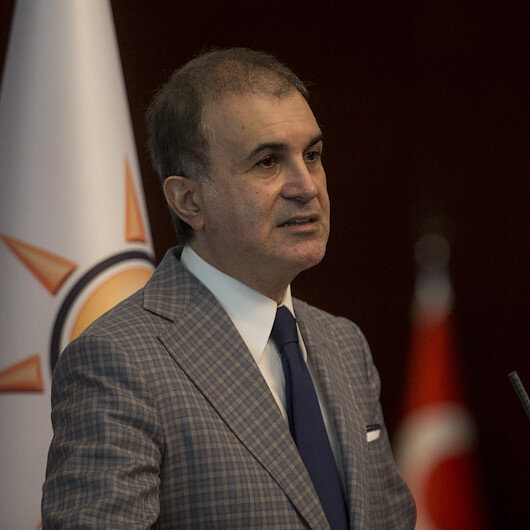 AK Parti Sözcüsü Çelik: Millet İttifakı kimlerden oluşuyor?