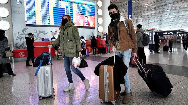 Havalimanlarında yeni dönem: Hızlı kitler ile yolculara koronavirüs testi yapılacak