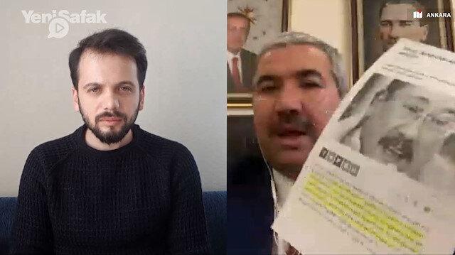 Ankara Büyükşehir Belediye Meclisi Başkanvekili Ünal: Yavaşın bizden istediği parayla Ankaranın değil asbestli, yeni boruları bile değiştirilir
