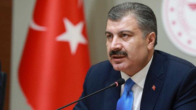 Sağlık Bakanı Fahrettin Koca 13 Mayıs koronavirüs sonuçlarını açıkladı: Ölüm sayısı 58, vaka sayısı bin 639