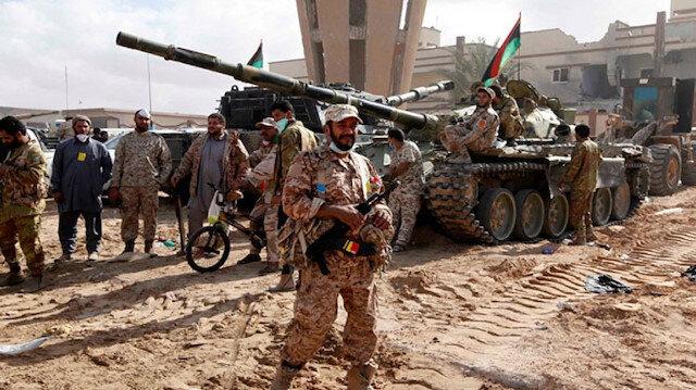 Birleşmiş Milletler'den kritik açıklama: Libya tehlikede!