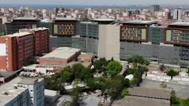 Göztepe Şehir Hastanesi'nin ilk etabı tamamlandı