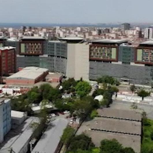 Göztepe Şehir Hastanesinin ilk etabı tamamlandı