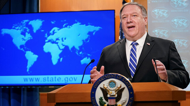 ABD Dışişleri Bakanı Pompeo salgına rağmen İsrail'de: İki kritik tehditle mücadele ediyoruz