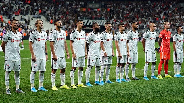 Beşiktaş'ta 8 kişide koronavirüs çıktı