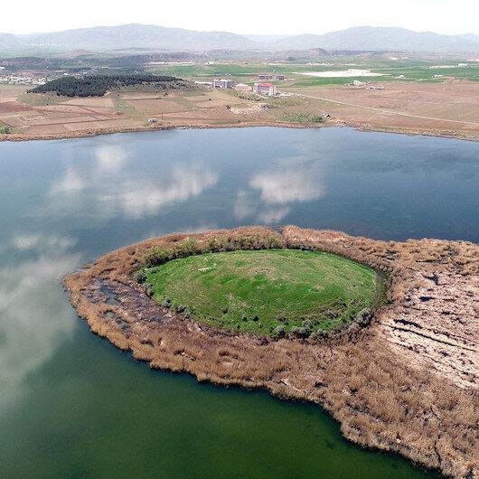 Hafik Gölü, Cumhurbaşkanlığı kararıyla doğal sit alanı ilan edildi