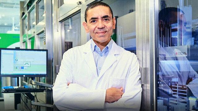 Koronavirüse karşı aşının ilk test iznini  alan Türk doktor Şahin: Yıl sonu aşıyı piyasaya sürebiliriz