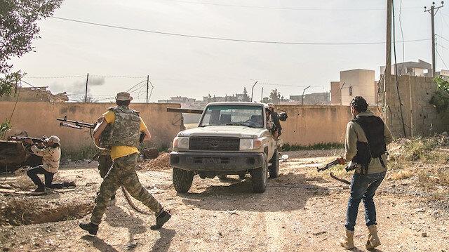 Fırtına Hafter'i vuruyor:Libya hükümeti terör örgütüne ağır darbe indirdi