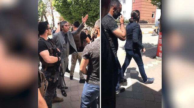 Iğdır Emniyet Müdürü'nden HDP'li Taşdemir'e: Git Van'da katledilen vatandaşlarımızın hakkını savun