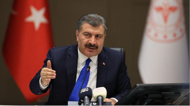 Sağlık Bakanı Fahrettin Koca 15 Mayıs koronavirüs sonuçlarını açıkladı: Son 24 saatte 48 kişi hayatını kaybetti, 2 bin 103 kişi iyileşti