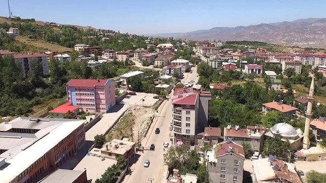 Sivas'ta 4 ilçedeki kısıtlama sona erdi