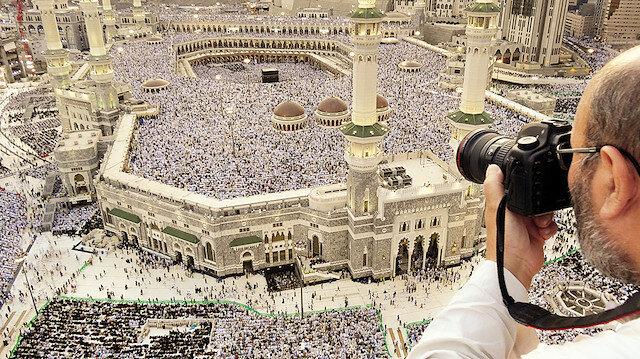 Kur'an'da geçen 200 mekanı fotoğraflıyor