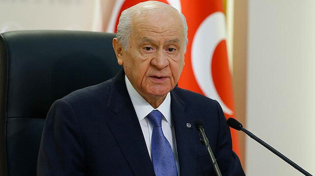 MHP lideri Bahçeli'den 'Memleket Masası' önerisine tepki: Çirkin bir tuzağın varlığına açıkça delil teşkil etmektedir