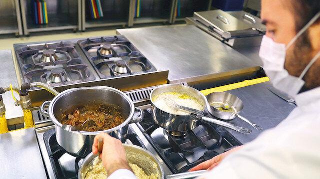 Ramazan lezzetlerine gastronomik dokunuş