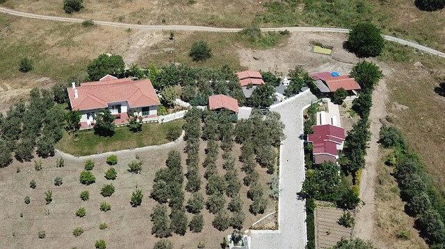 Fatih Portakal'ın çiftliğinde kaçak yapı incelemesi