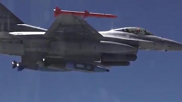 MSB: HGK-84 LAB'ın test atışları başarıyla gerçekleşti