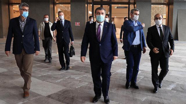 Bakan Koca açıkladı: Başakşehir Şehir Hastanesi perşembe günü kapılarını açıyor