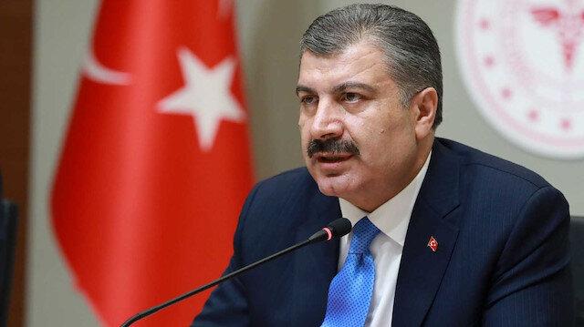 Sağlık Bakanı Fahrettin Koca 18 Mayıs koronavirüs sonuçlarını açıkladı: Ölüm sayısı 31, vaka sayısı bin 158
