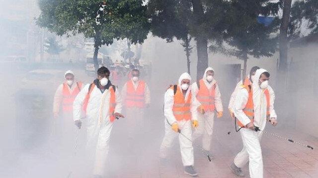 DSÖ'den dezenfektanlı temizliğe ilişkin açıklama: Etkili değil