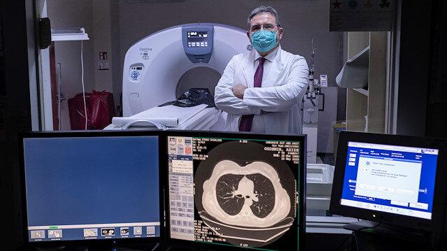 Akciğer tomografisiyle erken teşhis, koronavirüse bağlı ölümleri azalttı: Erken evre akciğer kanseri de yakalandı