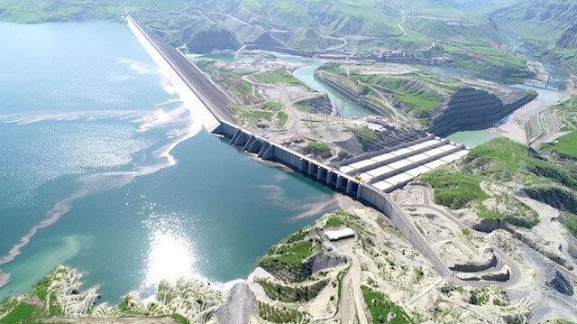 70 yıllık rüya gerçek oluyor: Ilısu Barajı yarın hizmete açılıyor