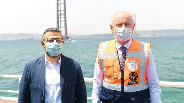 Salgında projelerin hiçbiri durmadı: Ulaştırma ve Altyapı Bakanı Adil Karaismailoğlu Yeni Şafak'ın sorularını yanıtladı