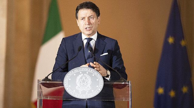 İtalya Başbakanı Conte: Bu kadar büyük bir küresel krize hazırlıklı değildik