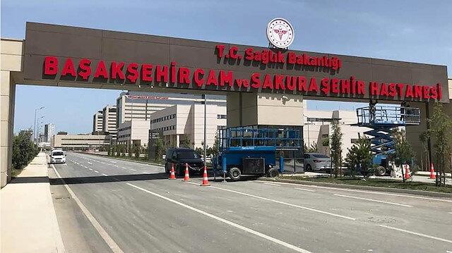 Başakşehir Çam ve Sakura Şehir Hastanesi açılıyor: 107 branşta hizmet verecek