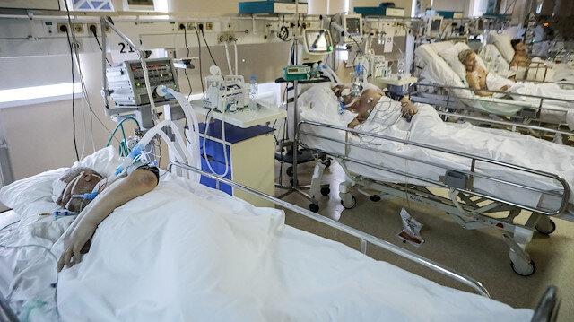 Rusya'da koronavirüste kritik artış: Ülkede toplam vaka sayısı 300 bine yaklaştı