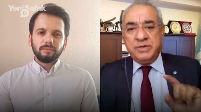 DSP Genel Başkanı Aksakal: CHP belediye sözünü tutmayınca HDP ortalığı karıştırdı
