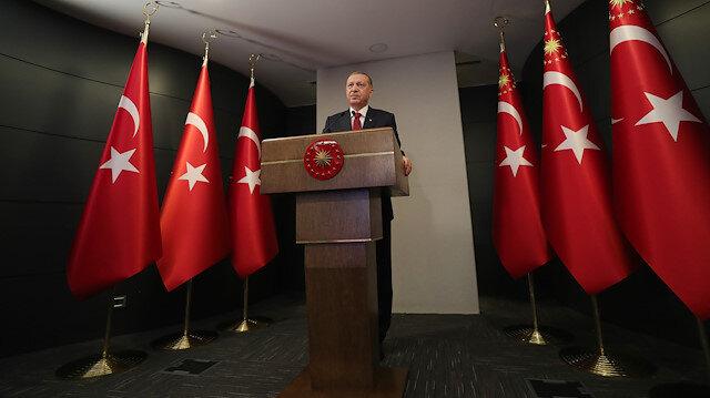 Cumhurbaşkanı Erdoğan: Dönem birincisi görev yerini seçebilmeli