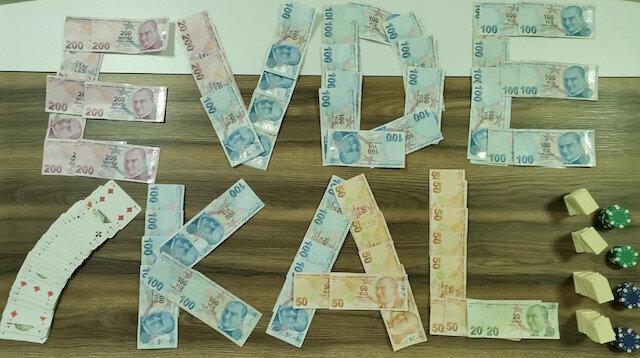 Antalya'da kumar operasyonunda rekor ceza