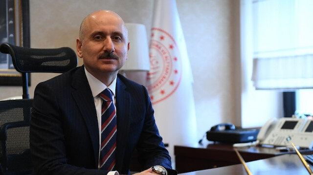 Ulaştırma Bakanı Karaismailoğlu: 2023'te 'Her yerden herkese genişbant'
