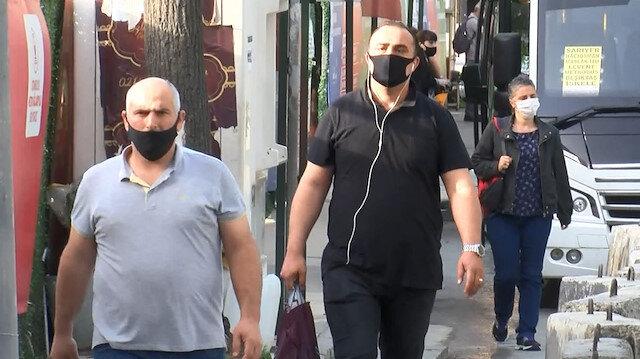 Maske için 72 saat uyarısı: Yıkanıp tekrar kullanılamaz