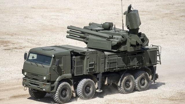 Libya Ordusu: BAE'nin darbeci Hafter'e temin ettiği 3 Rus yapımı hava savunma sistemini imha ettik