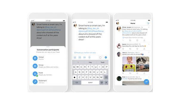 Twitter, tweet'leri cevaplayacak kişileri seçmeyi sağlayan yeni özelliği duyurdu