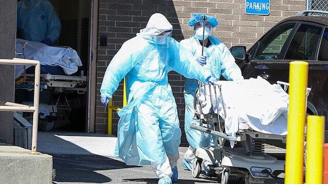 ABD'de koronavirüs nedeniyle ölenlerin sayısı 95 bini geçti