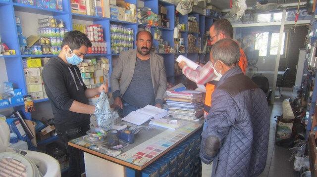 Tunceli'nin Hozat ilçesinde 166 kişinin 172 bin liralık bakkal ve market borcu ödendi