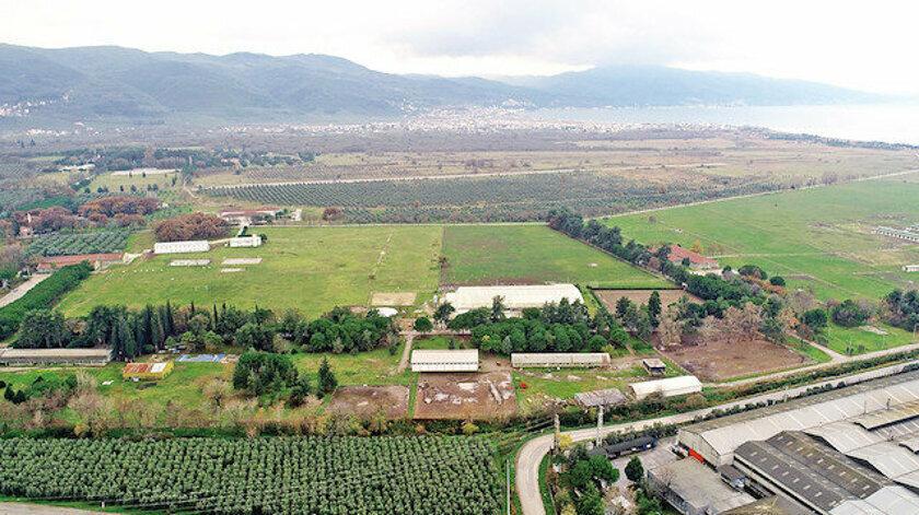 Yerli otomobilin fabrikası Gemlik'teki 1 milyon m2'lik askeri arazi üzerine inşa edilecek.