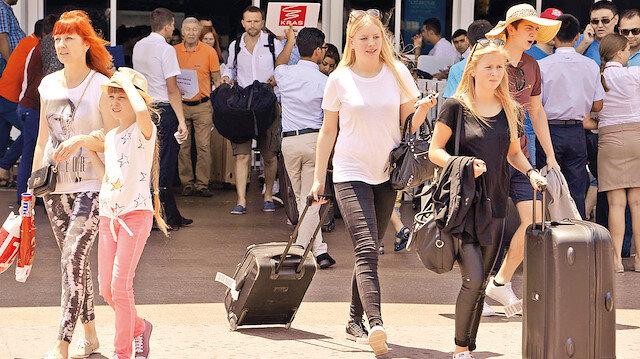 Yabancı Türkiye'den vazgeçmiyor:  Yurt dışından Türk turizmine yoğun talep geldi