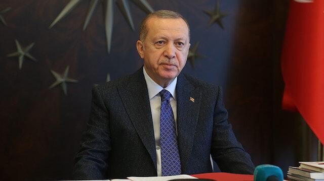 Cumhurbaşkanı Erdoğan'dan minareden müzik yayınına tepki: CHP yöneticileri zevkten dört köşe