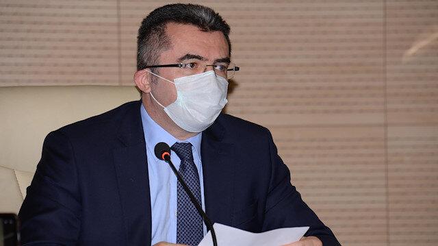 Erzurum'da gizlice baba evine ziyarete gelen kadın, 9 kişiye koronavirüs bulaştırdı