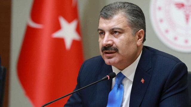 Sağlık Bakanı Fahrettin Koca 22 Mayıs koronavirüs sonuçlarını açıkladı: Ölüm sayısı 27, vaka sayısı 952
