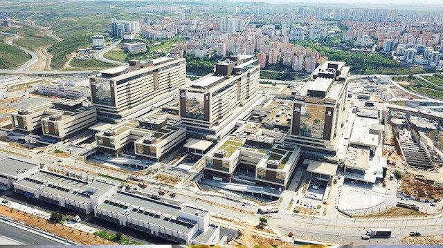 Çam ve Sakura Hastanesi'nin açılışı Japonya basınında: En büyüğünden de büyük