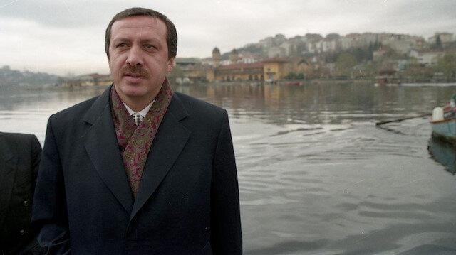 Cumhurbaşkanı Erdoğan'dan Haliç'li paylaşım: Biyolojik çeşitliliği korumaya ve artırmaya devam edeceğiz
