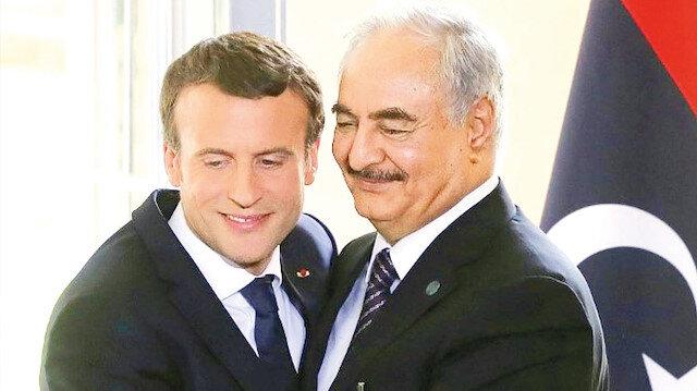 Paris'in dostu yenildi: Fransız basını Hafter'in yenilgisini böyle kabul etti