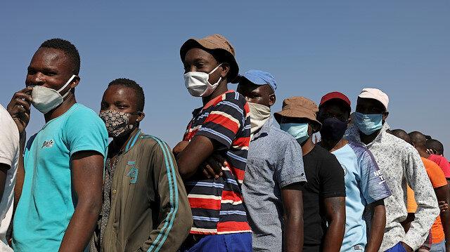 Afrika'da korkulan olmadı: Vaka sayısı fazla, can kaybı az