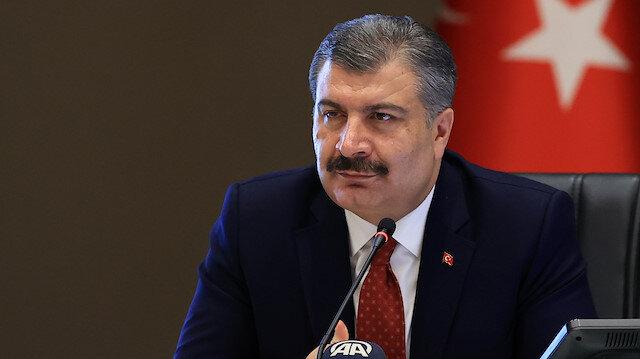 Sağlık Bakanı Fahrettin Koca 23 Mayıs koronavirüs sonuçlarını açıkladı