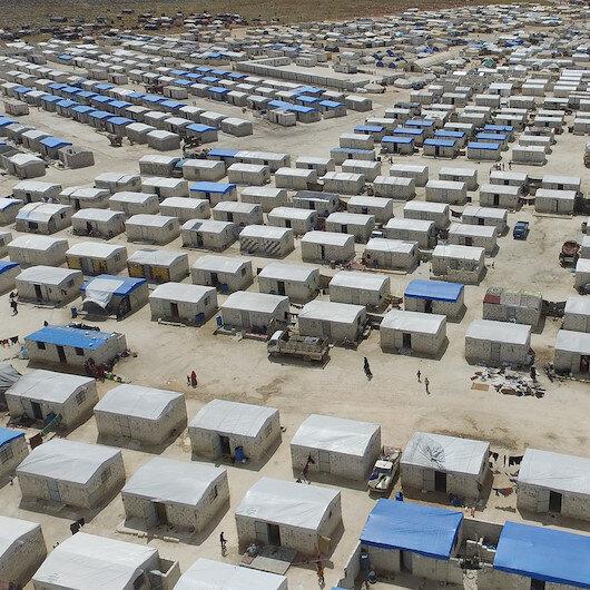 İHH Suriyedeki briket ev hedefini 20 bine yükseltti